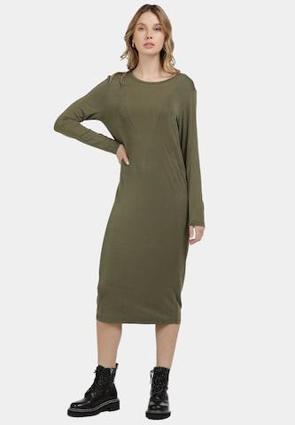 DreiMaster Vintage Dress in Green