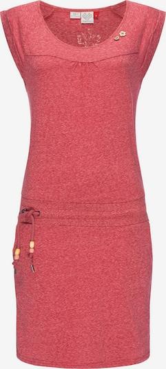 Ragwear Kleid 'Penelope' in hellrot, Produktansicht