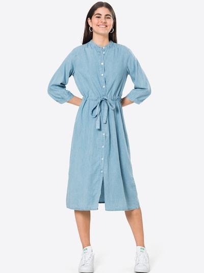 MOSS COPENHAGEN Kleid 'Jaina' in blue denim, Modelansicht