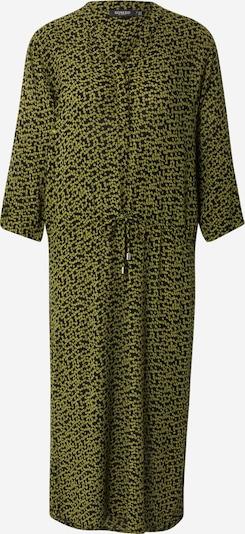 SOAKED IN LUXURY Kleid 'Zaya' in khaki / schwarz, Produktansicht