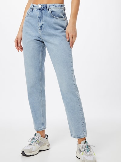NU-IN Jeans in blue denim, Modelansicht