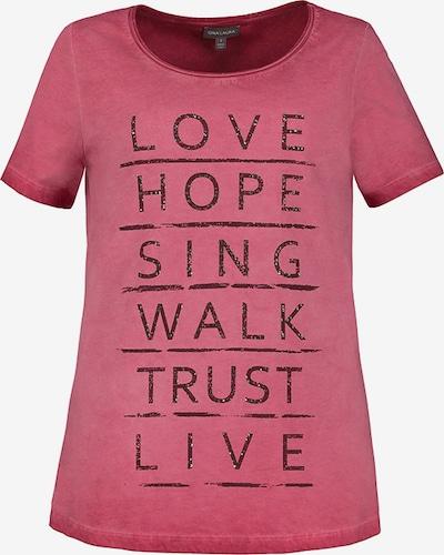 Gina Laura T-Shirt in pink, Produktansicht