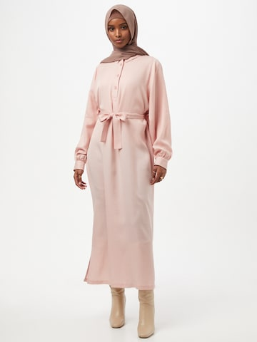 Another Label Blousejurk 'Douce' in Roze