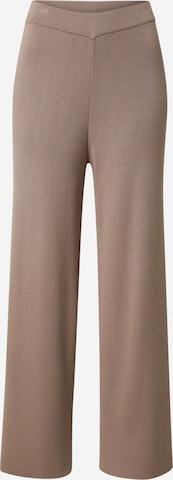 A LOT LESS Spodnie 'Fenja' w kolorze beżowy