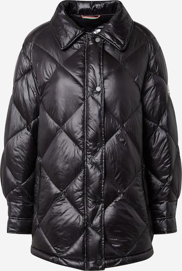 No. 1 Como Veste d'hiver 'TARA' en noir, Vue avec produit