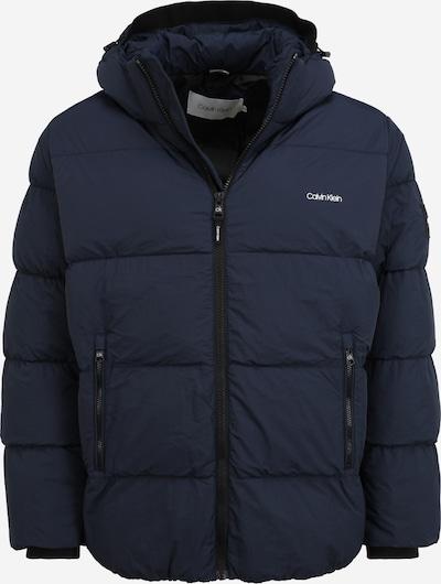 Calvin Klein Big & Tall Jacke in navy, Produktansicht