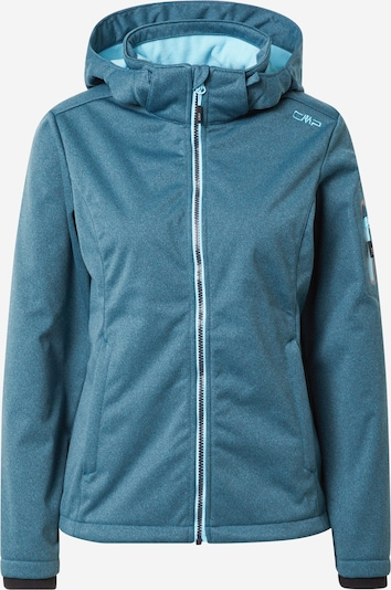 CMP Outdoor jacket in Turquoise / Petrol, Item view