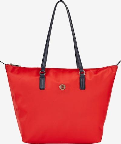 tengerészkék / piros TOMMY HILFIGER Shopper táska, Termék nézet