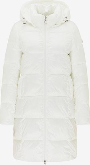 DreiMaster Maritim Steppmantel in weiß, Produktansicht