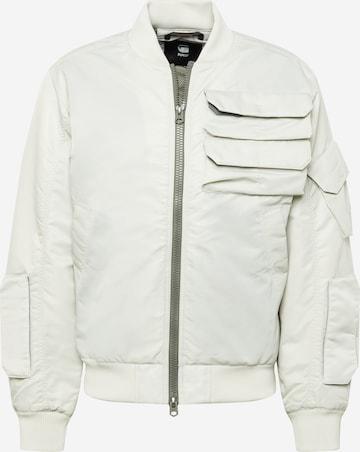 G-Star RAW Between-season jacket in White
