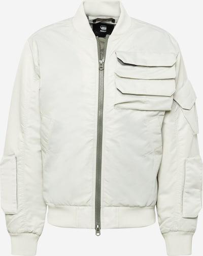 G-Star RAW Prechodná bunda - biela, Produkt