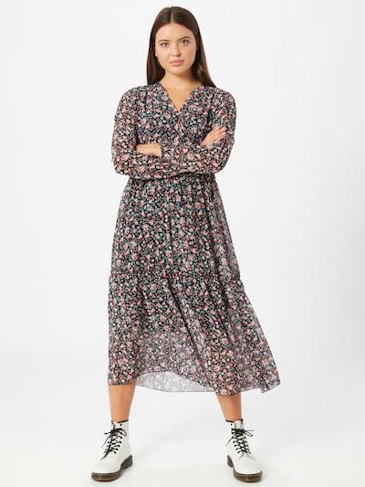 Hailys Kleid in mischfarben / schwarz, Modelansicht