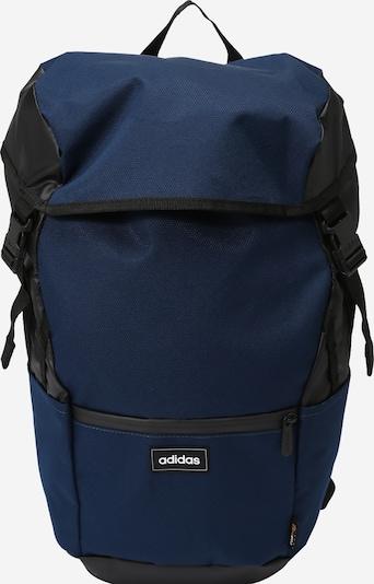 Sportinė kuprinė 'CAMPER' iš ADIDAS PERFORMANCE, spalva – tamsiai mėlyna / juoda / balta, Prekių apžvalga