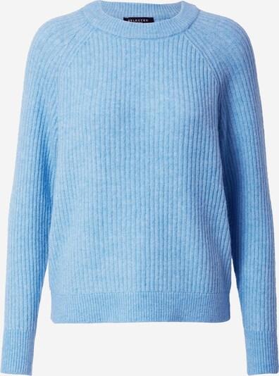 SELECTED FEMME Pullover 'Star' in blau, Produktansicht