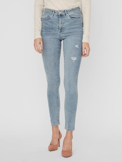 VERO MODA Jeans 'VMSOPHIA' in de kleur Blauw denim, Modelweergave