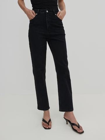 EDITED Jeans 'Mirea' in Zwart