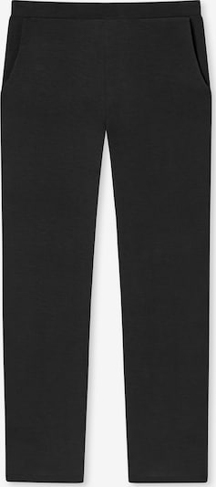 SCHIESSER Pyjamahose ' Mix+Relax ' in schwarz, Produktansicht