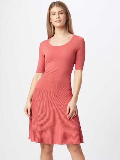 HUGO Kleid 'Shanequa' in melone, Modelansicht