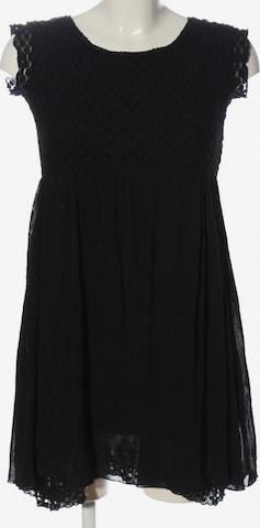 Susy Mix Dress in L in Black