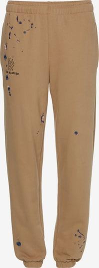 ZOE KARSSEN Broek in de kleur Sand / Blauw / Nachtblauw, Productweergave