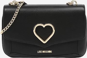 Love Moschino Skulderveske i svart
