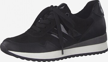 MARCO TOZZI Platform trainers in Black