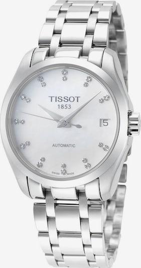 Tissot Uhr in grau, Produktansicht
