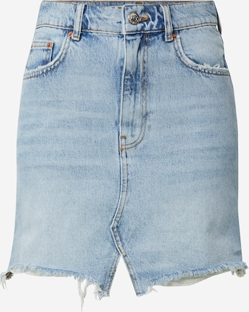 Gina Tricot Skirt in Blue