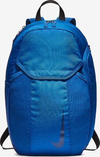 NIKE Sportrucksack in kobaltblau / grau, Produktansicht
