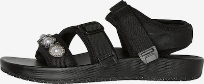 VERO MODA Sandalen met riem 'Agnes' in de kleur Zwart, Productweergave