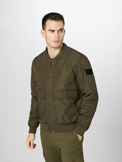Redefined Rebel Jacke 'David' in khaki, Modelansicht