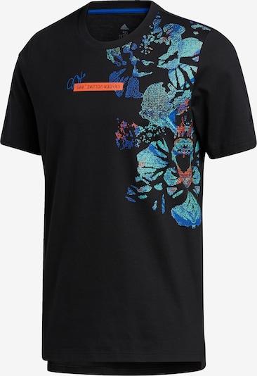 ADIDAS PERFORMANCE ' Harden Vol. 5 T-Shirt ' in schwarz, Produktansicht