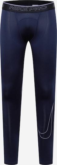 NIKE Παντελόνι φόρμας σε ναυτικό μπλε / λιλά παστέλ / μαύρο, Άποψη προϊόντος