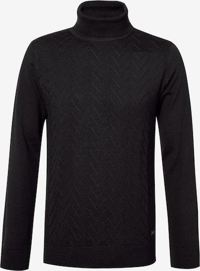 PIERRE CARDIN Pullover in schwarz, Produktansicht