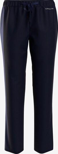 TOMMY HILFIGER Pantalon de pyjama en bleu marine / bleu nuit, Vue avec produit