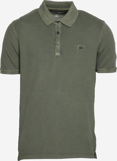 Key Largo Shirt 'TOWN' in de kleur Olijfgroen, Productweergave