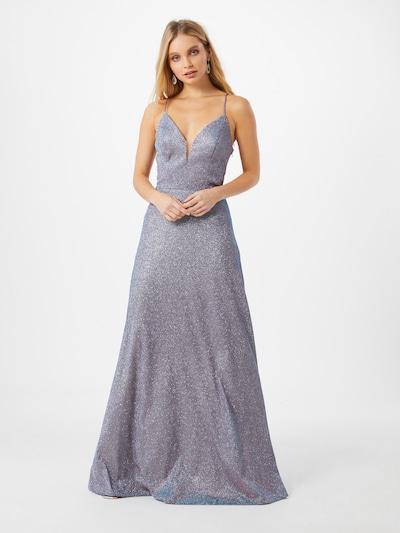 LUXUAR Kleid in lila: Frontalansicht