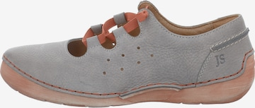 JOSEF SEIBEL Lace-Up Shoes 'Fergey 71' in Grey
