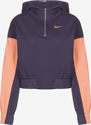 Nike Sportswear Hoodie 'Icon Clash' in marine / orange, Produktansicht