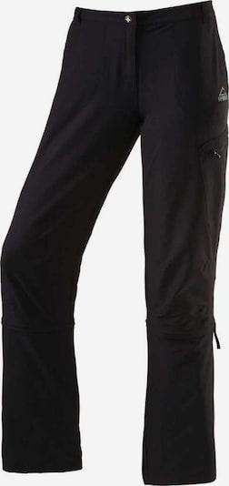 MCKINLEY Hose in schwarz, Produktansicht