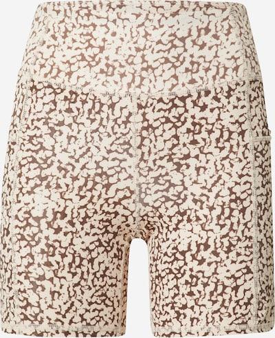 Cotton On Pantalon de sport en nude / marron, Vue avec produit