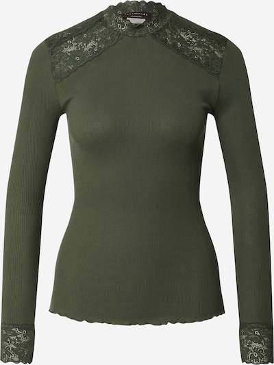 rosemunde Shirt in dunkelgrün, Produktansicht