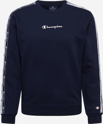 Champion Authentic Athletic ApparelSweater majica - plava boja