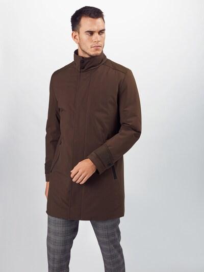 barna HUGO Átmeneti kabátok 'Menco', Modell nézet