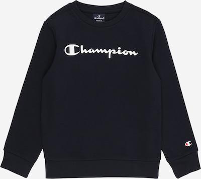 Champion Authentic Athletic Apparel Sweat en bleu marine / blanc, Vue avec produit