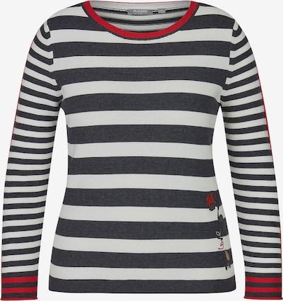 Rabe Pullover in grau, Produktansicht