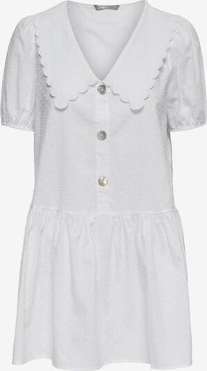 ONLY Kleid 'Jennifer' in weiß, Produktansicht