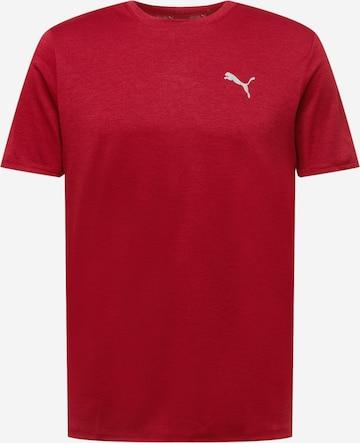 PUMA Funktsionaalne särk, värv punane