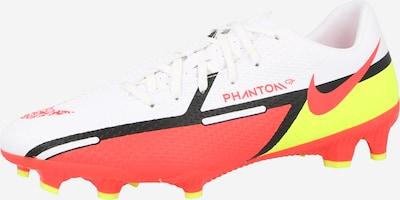 NIKE Voetbalschoen in de kleur Geel / Knalrood / Wit, Productweergave