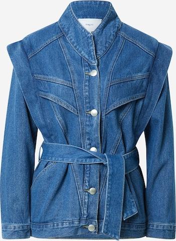 Suncoo Between-Season Jacket 'DUNA' in Blue